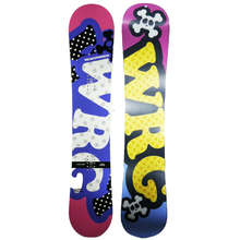 WR Projects Snowboard WRG Twin Tip Tri-Rocker H-TECH FIBRE construction 140cm