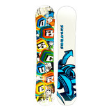 Obscure Block 130cm Camber Snowboard