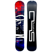 Five Forty Rocker/Reverse Camber 163cm Wide Snowboard