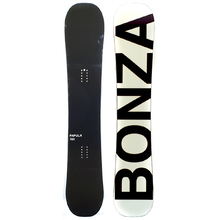 Bonza Papulr 160cm Wide Camber Snowboard