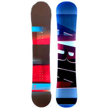 Aria Xross Boarder 159cm Wide Camber Snowboard