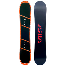 Aria Dropout Brown 159cm Wide Snowboard