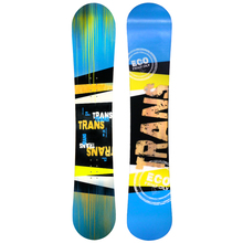 Trans Bamboo 158cm Camber Snowboard