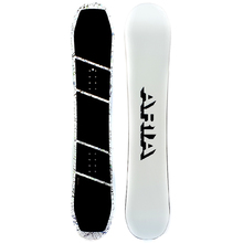 Aria Dropout White 157cm Wide Camber Snowboard