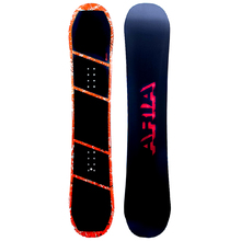 Aria Dropout Brown 155cm Wide Camber Snowboard