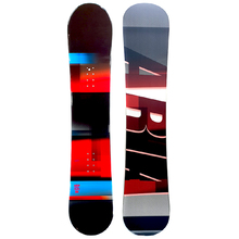 Aria X Ross 155cm Camber Snowboard