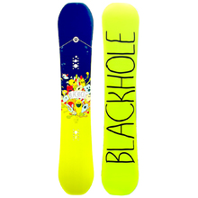 Blackhole Escape 155cm Wide Flat Rocker Snowboard