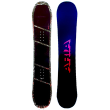 Aria Dropout Red Green 154cm Wide Camber Snowboard