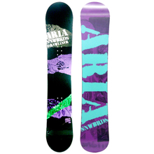 Aria Drawliner 154cm Wide Camber Snowboard