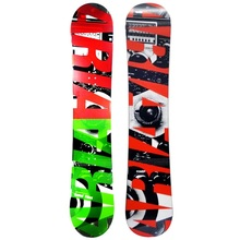 Aria Soundvibes 154cm Wide Camber Snowboard