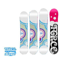 Force Industries Angel 154cm camber Snowboard