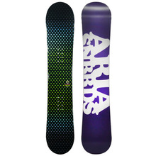 Aria Deathcat 151cm Wide Camber Snowboard