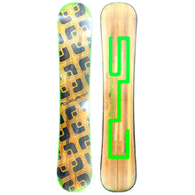 Five Forty Green 148cm Rocker Snowboard