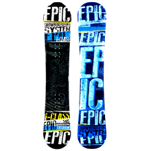 Epic I-Class 145cm Wide Camber Snowboard