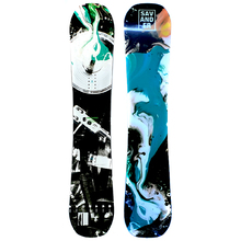 Lowl 2Nd Face 143cm Hybrid Camber Snowboard