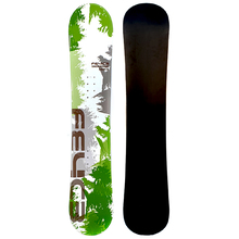 Fe4C3 135cm Camber Snowboard