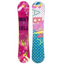 Sabrina Royal RC 145cm Womens Snowboard Camber