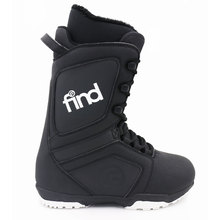 Find Realm Black Snowboard Boots