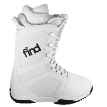 Find Realm White Snowboard Boots