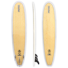"FORCE 8'6"" Ecoflex Epoxy Bamboo Minimal Surfboard"