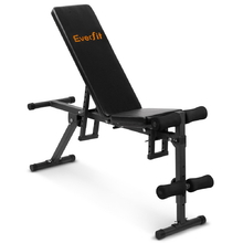 138CM Adjustable F.I.D Bench