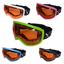 XTM Kids Goggles Kids Force Double Lens Goggle One Size