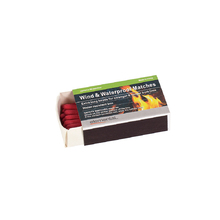 Elemental Wind and Waterproof Matches