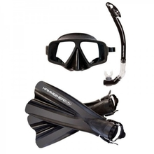 Hammerhead Predator Mask, Snorkel and Fin Set