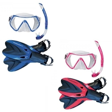 Hammerhead Abyss Mask, Snorkel and Fin Set