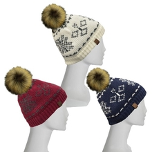 XTM Ladies Headwear Eden Beanie One Size