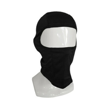Black Pocket Balaclava