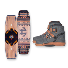 Humanoid Plank 141cm Wakeboard + Humanoid Boots Package
