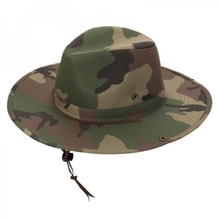 Jack Jumper Outback Camo Hat Green