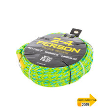 JetPilot 2-4 Person Tube Rope - Green