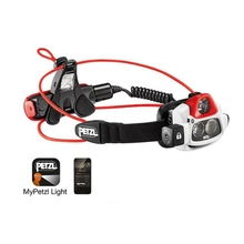 Petzl Nao+ Self-Adjusting Headlamp