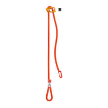 Petzl Connect Adjust Single positioning lanyard with adjustable arm