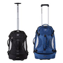 Explore Planet Earth Milan 65L Shadow Wheelie Bag