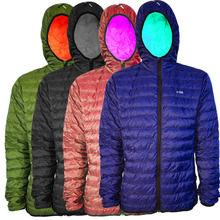 XTM Mens Puffer Stuff-It Jacket