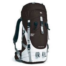 Explore Planet Earth Pegasus 55L Black Rucksack Bag