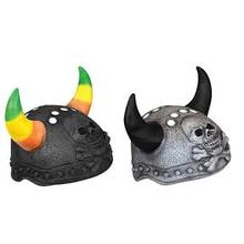 Maddog Kuvvers Helmet Covers Skull and Horns