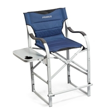 Primus High Rise Wave Arm Chair Blue