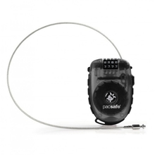 Pacsafe Retractasafe 250 4 Dial Retractable Cable