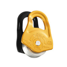 Petzl Partner Compact pulley with swinging side plates