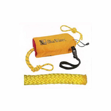 Bluewater River Rescue Poly Rope 200m Yellow