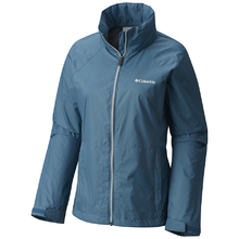 Columbia Women's Switchback II Jacket Blue Heron