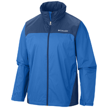 Columbia Men's Glennaker Lake Rain Jacket Hypblu Mblu
