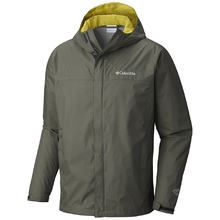 Columbia Men's Watertight II Jacket Gravel, Pep