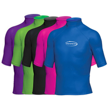 Mirage Junior Lycra Rash Short Sleeve Shirt