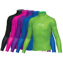 Mirage Junior Lycra Rash Long Sleeve Shirt