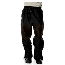 Styx II Black Rain Pants